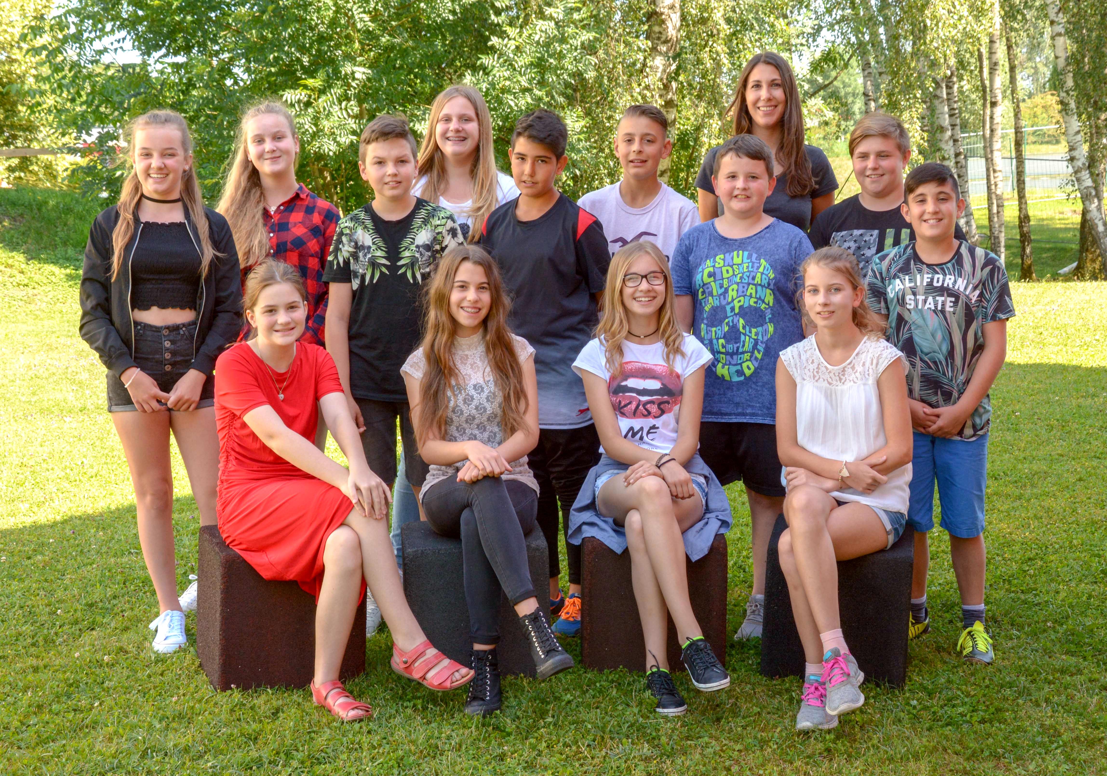 Neue Mittelschule Bürmoos - Schüler